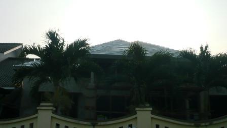 Jl. Bukit (Dekat BPK Penabur), Bandar Lampung   Rangka Atap